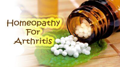 homeopathic arthritis treatment