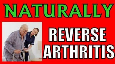 reverse arthritis naturally
