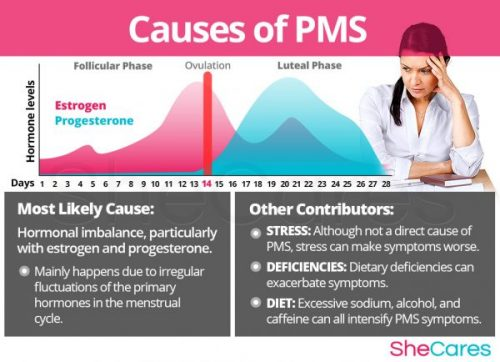 PMS Causes