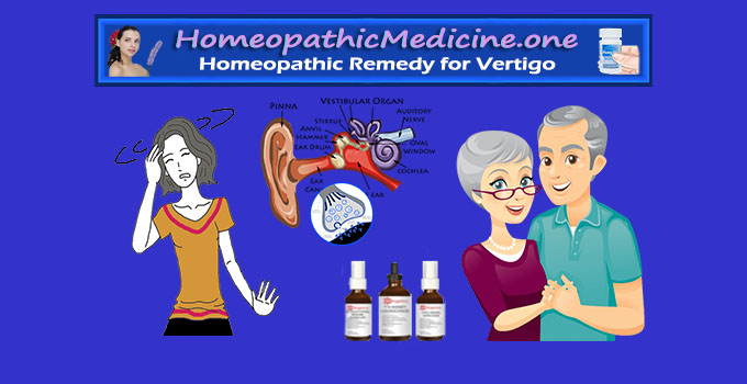 Homeopathic Remedy Vertigo