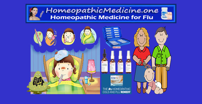homeopathic medicine for the flu